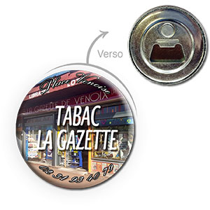 Magnet rond